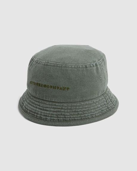STENCIL BUCKET HAT