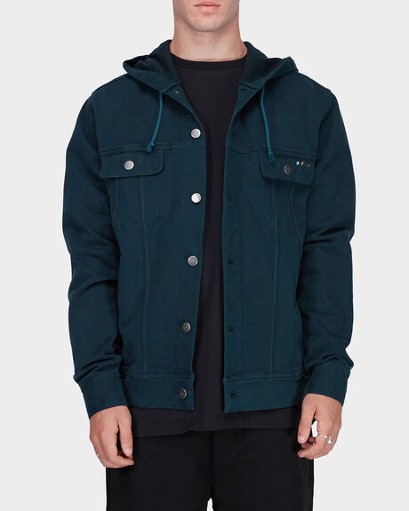 PELLETIER FLEECE JACKET