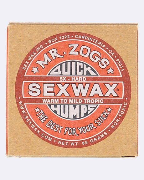 SEX WAX WARM RED