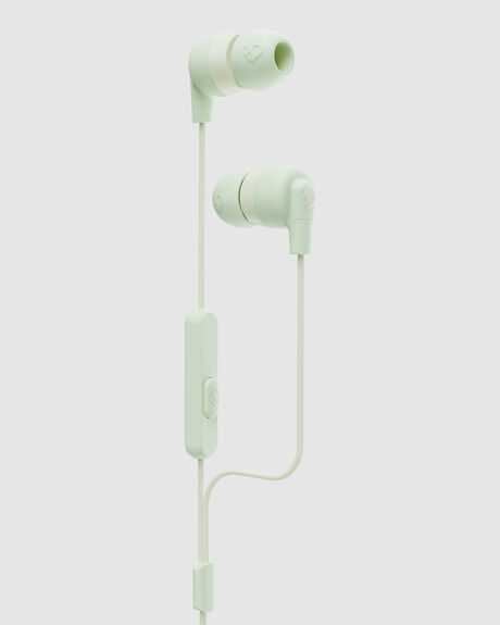 INKD+ IN-EAR W/MIC 1 PASTELS/SAGE/GREEN