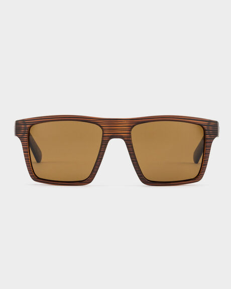 SOLID STATE WOODLAND MATTE SUNGLASSES