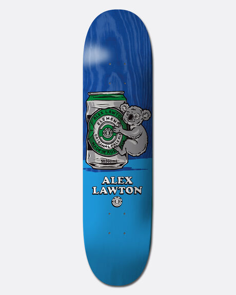 LAWTON HUGGER DECK