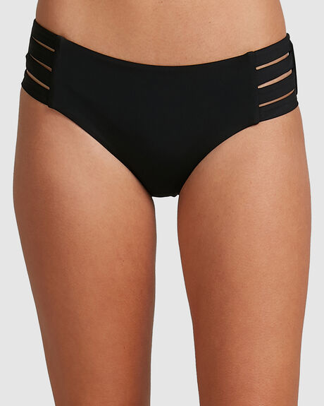 ACTIVE MULTI STRAP HIPSTER BIKINI BOTTOM