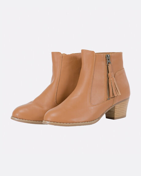 Penny Lane Leather Boot