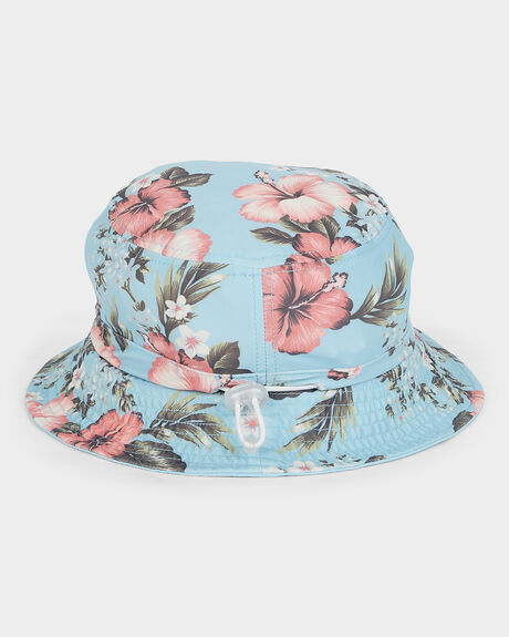 SWEETHEART FLORAL HAT