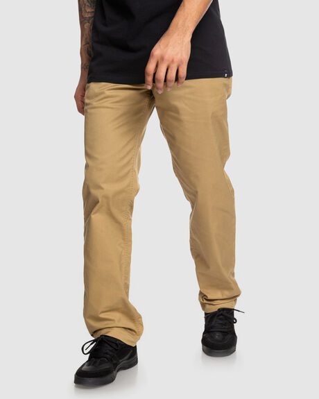 WORKER RELAXED PANTS