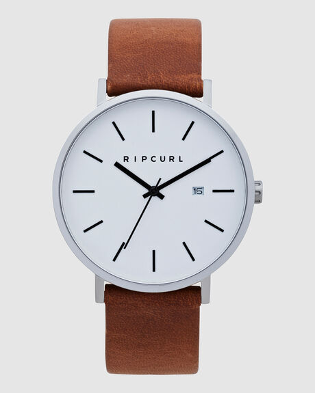 MODE LEATHER WATCH