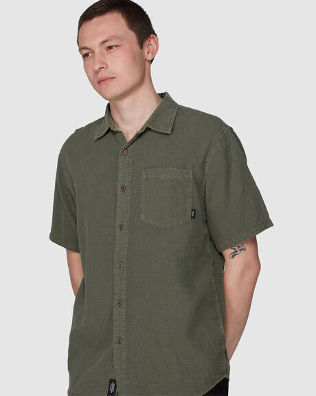 DRIL SHORT SLEEVE SHIRT