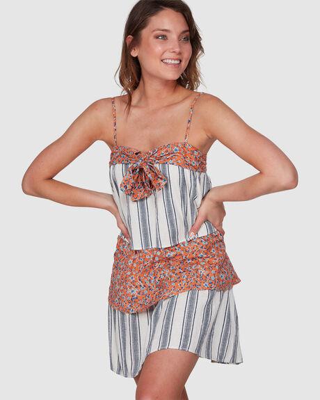 ALAMEA FRILL DRESS