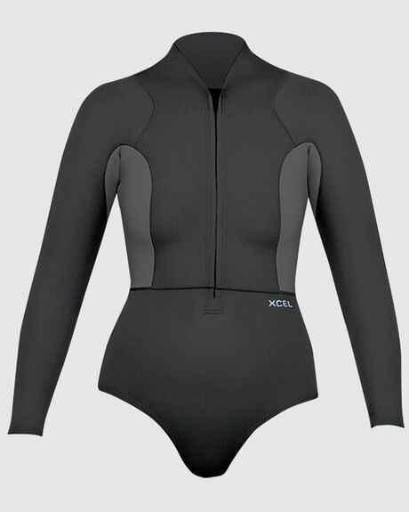WOMENS AXIS 1.5/1MM L/S SPRINGSUIT F