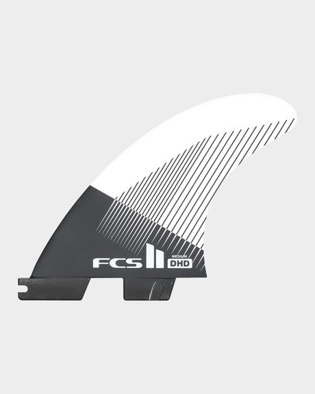 FCS II DHD PC TRI MEDIUM FINS
