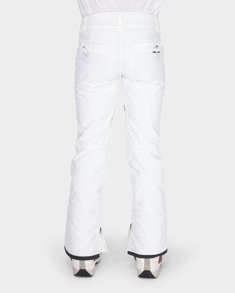 TERRY SNOW PANT