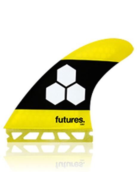 Am2 Hc Tri Fin Set - Yellow