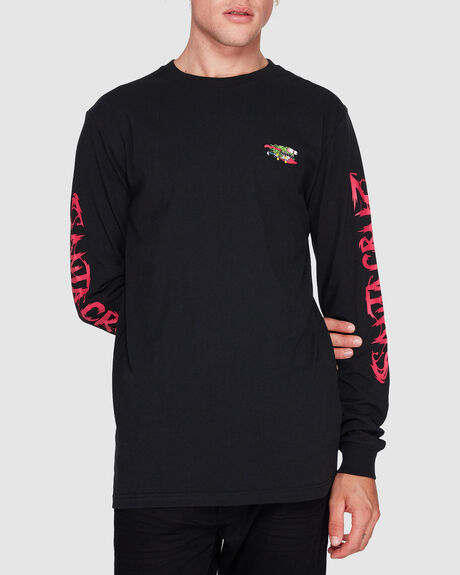 WAVE SLASHER LONG SLEEVE TEE
