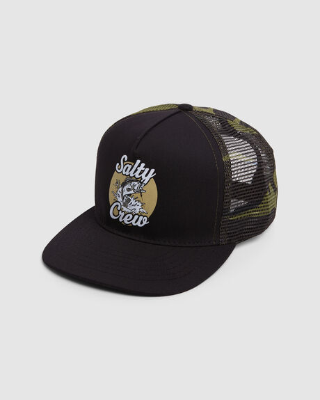 BAIT AND TACKLE RETRO TRUCKER