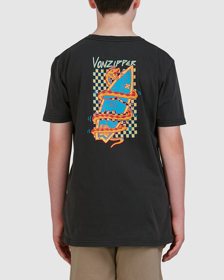 YOUTH SURF SERPENT SHORT SLEEVE TEE