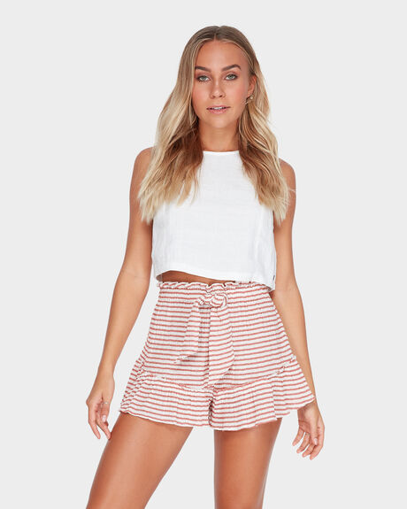KAHLUA STRIPE SHORT
