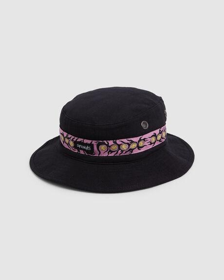 NORM CORE - HEMP BUCKET HAT