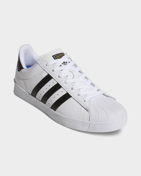 Superstar Vulc Adv White/Black/White