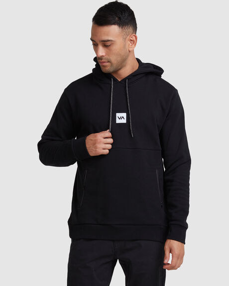 DOWN THE SPINE PULLOVER