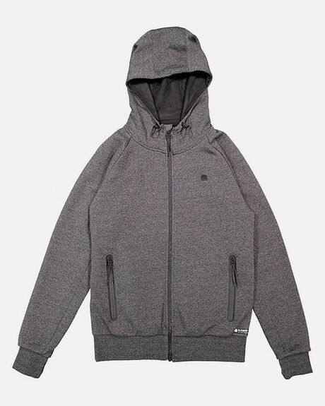 BURBANK ZIP THROUGH HOODIE