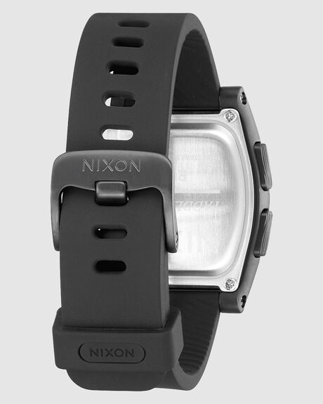 RIVAL ALL BLACK WATCH