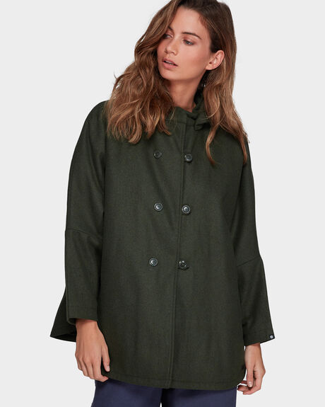 WOODLANDS PONCHO