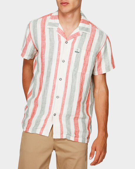 JOSÈ STRIPE SHIRT