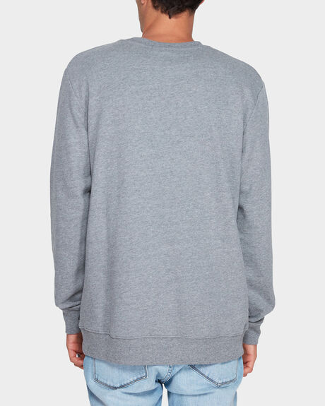 SURF CHECK CREW JUMPER