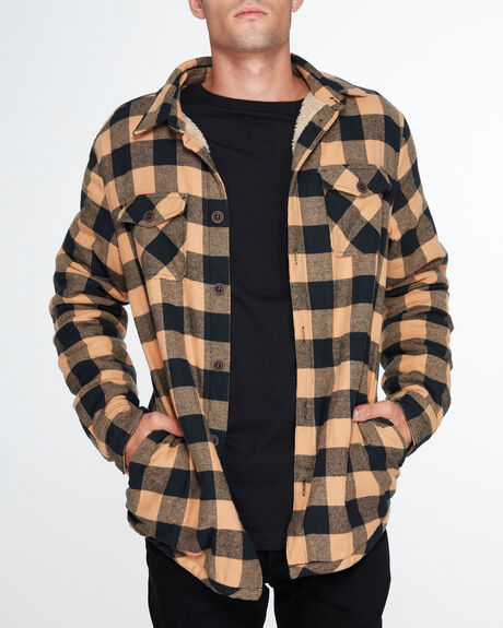 BROOKLYN SHERPA JACKET