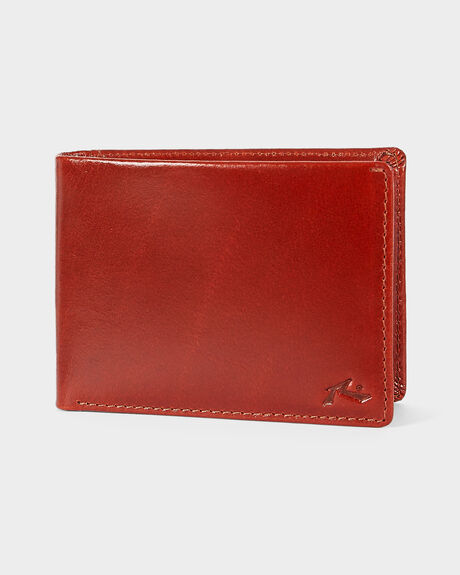 GROUND LEATHER WALLET