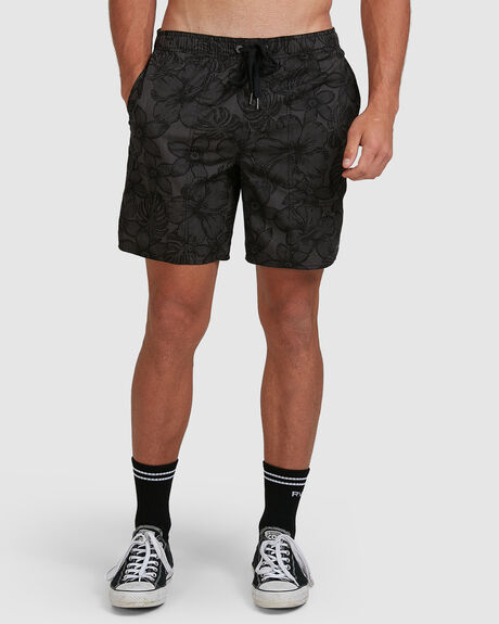 MENS BAYWATCH BLOOM BOARDSHORT