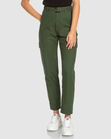 WOMENS SENSE YOURSELF CARGO TROUSER