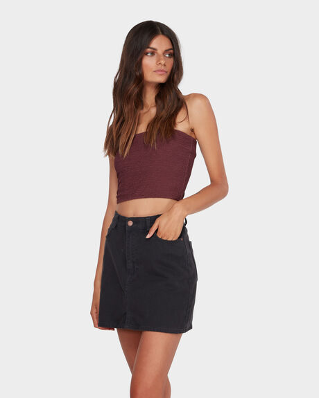 BLACK MAGIC SKIRT