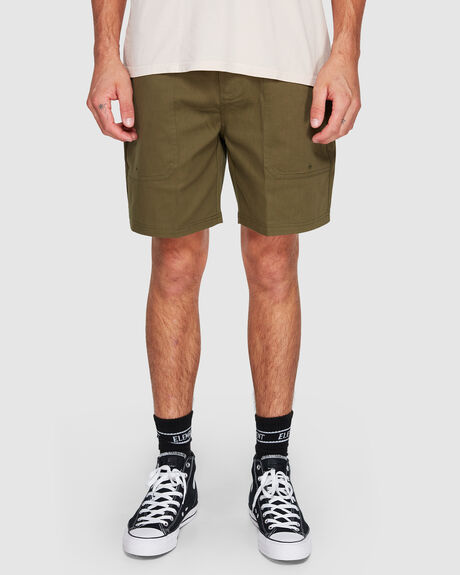 DRI-FIT TRAILS 19IN  WALK SHORT