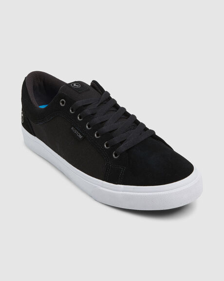 HIGHLINE CLASSIC BLACK SUEDE