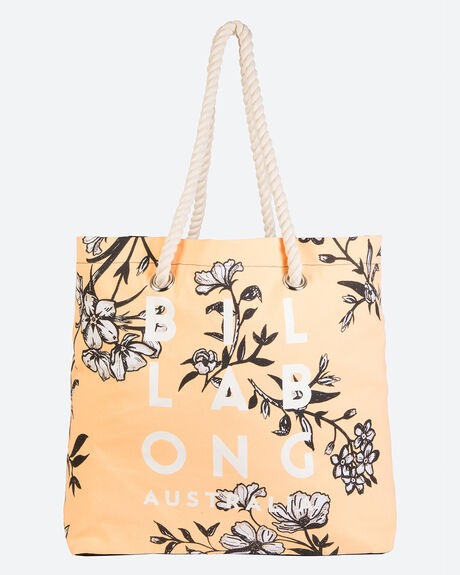 Tangerine Dreams Beach Bag