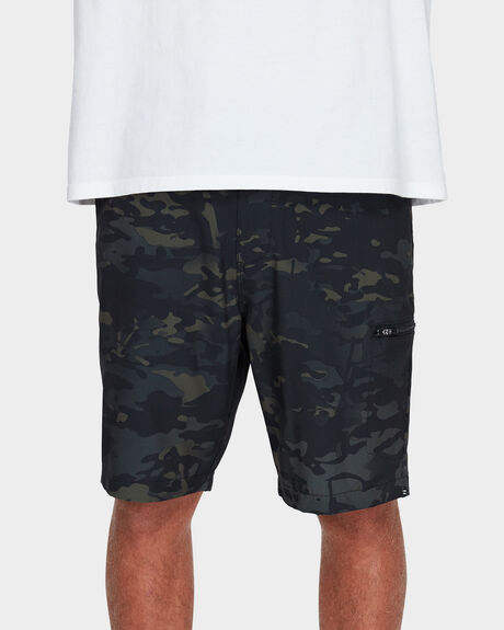 SURFTREK MULTICAM CARGO SHORT