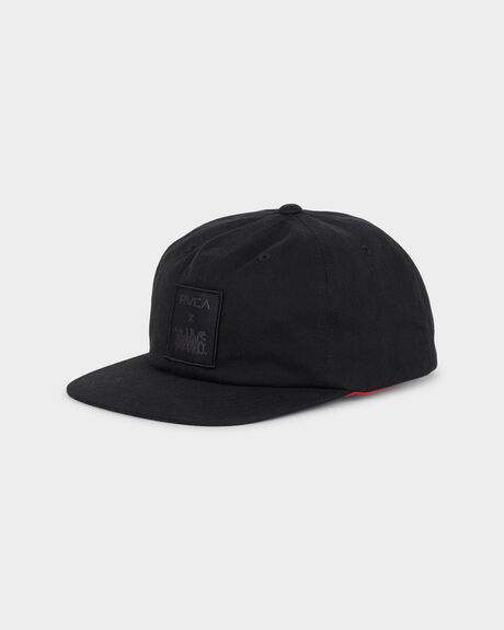 RVCA X HIGHLINE CAP
