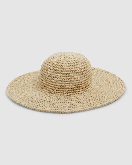 ROMANCE STRAW HAT