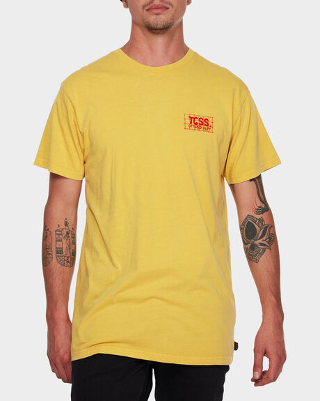 OFF GRID SHORT SLEEVE TEE