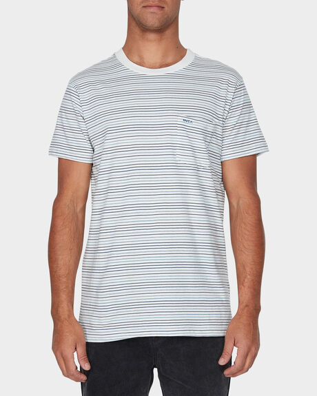 WARREN STRIPE TEE