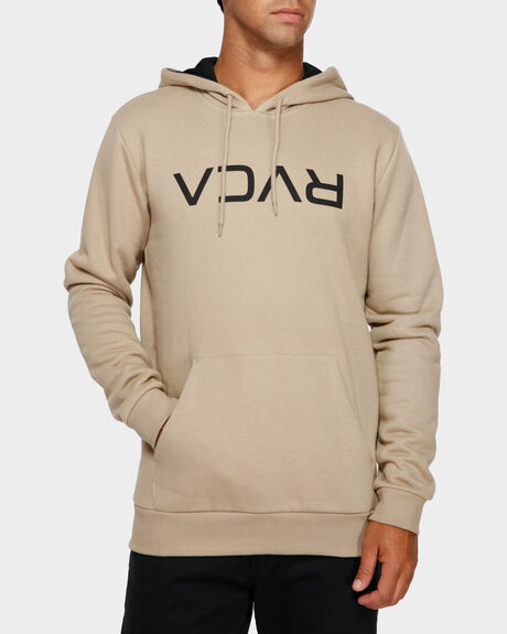 RVCA FLIPPED PULLOVER HOODIE
