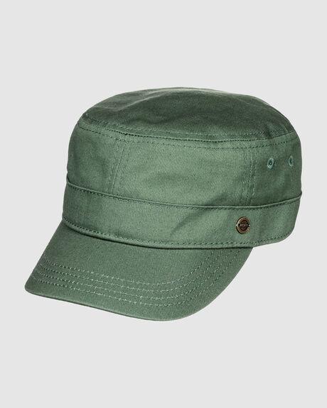 WOMENS CASTRO MILITARY HAT