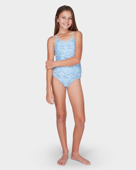 TROPICAL VIBES REVERSIBLE TANKINI SET