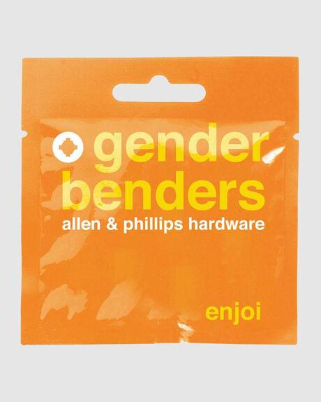 ENJ-GENDER BENDER SINGLE PACK BOLTS