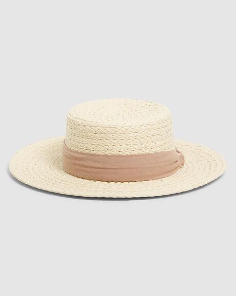 FLOREAT STRAW HAT