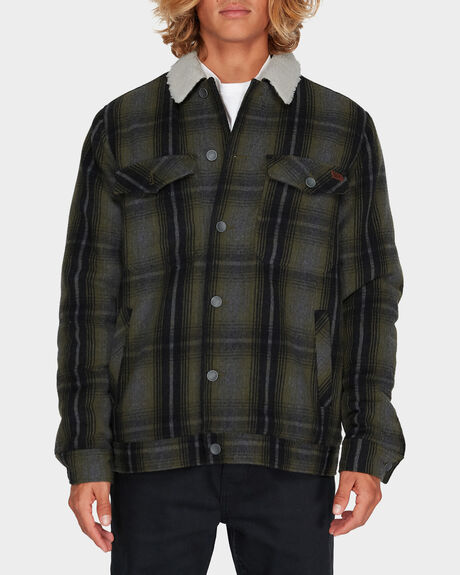 BARLOW WOOL JACKET