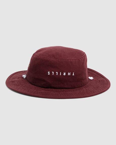 MINIMAL THRILLS BOONIE HAT - B