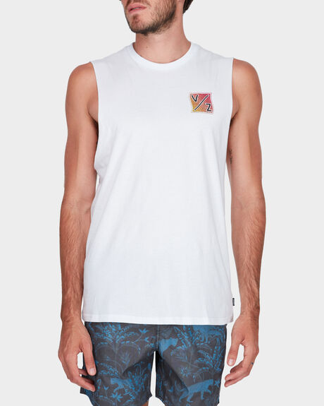 WARPED KITES MUSCLE TEE